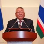 Глава Якутии выступит 26 ноября с шестым Посланием Государственному Собранию (Ил Тумэн)
