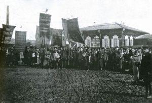 манифестация-в-якутске-1917-г