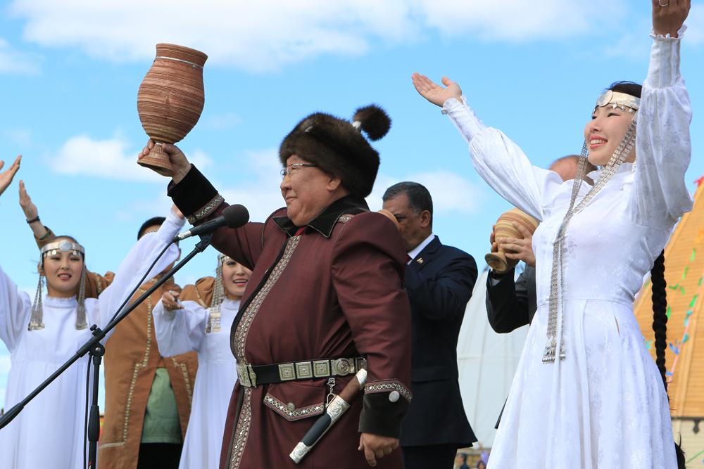 Поздравление на свадьбу на якутском 86