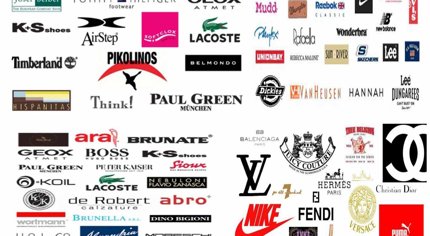 List of fashion brand names 52