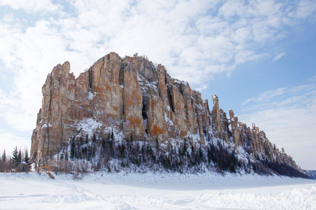 Национальный парк Ленские столбы, Россия (30 фото) | 698x1048